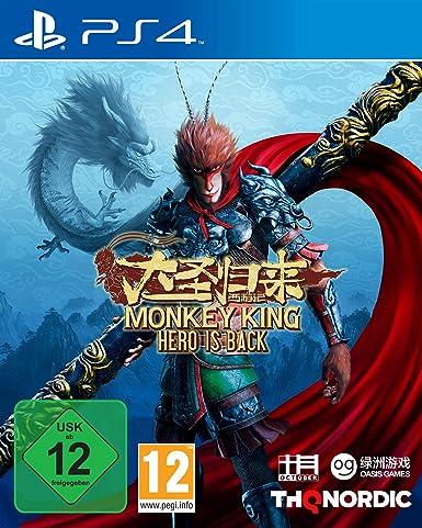 Monkey King: Hero is Back [Playstation 4] [Importacion Alemania]: Amazon.es: Videojuegos