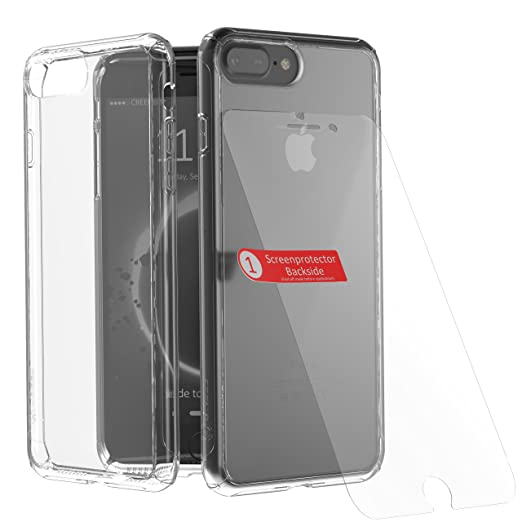 150 opinioni per Custodia CREED Sphere GLASS EDITION per iPhone 7 Plus (incl. protezione in