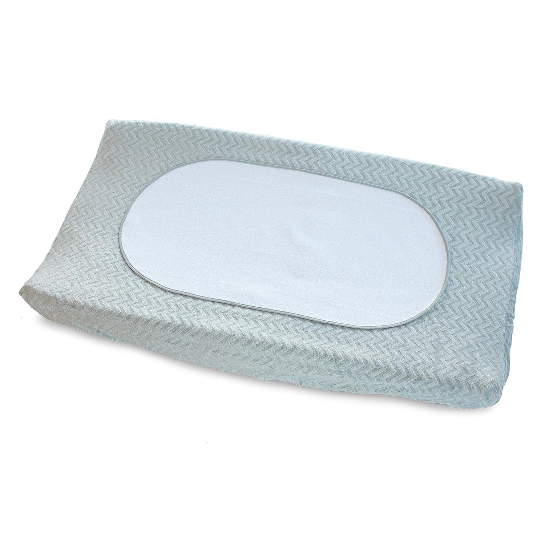 Boppy 1360761K AMC Changing Pad Set, Gray 1360761K 6PK