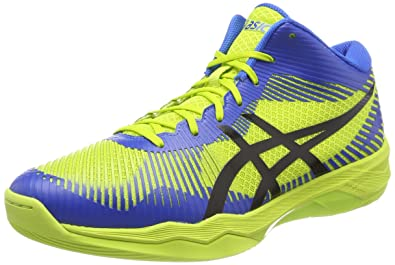 93dd110c649 Image Unavailable. Image not available for. Color  Asics Volley Elite FF MT  Homme