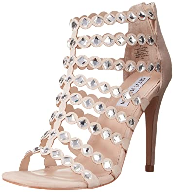 fb1b5a1cf82 Steve Madden Women s Shinning Dress Sandal