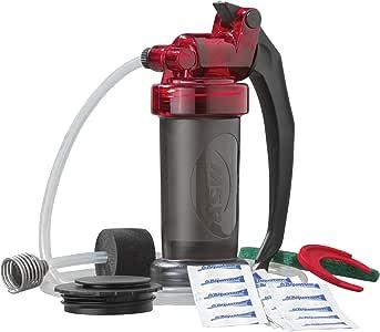 MSR MiniWorks EX Microfiltro purificador de Agua: Amazon.es: Deportes y aire libre