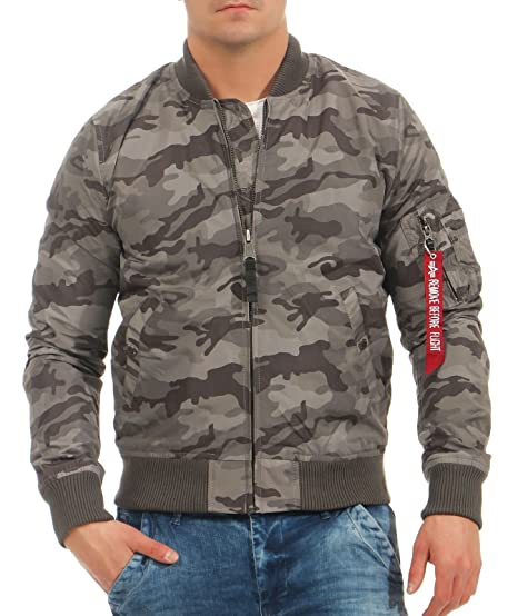 4e4fc8c29 Alpha Industries Men Bomber Jackets MA-1 TT