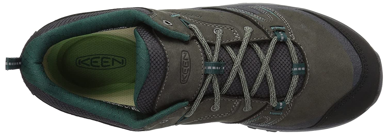 KEEN Women's Terradora 7 Leather Wp-w Hiking Shoe B01N64XQ5T 7 Terradora B(M) US Mushroom/Magnet 854a88