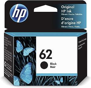 HP 62   Ink Cartridge   Black   C2P04AN