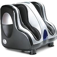 Robotouch Standard Foot Leg and Calf Massager (Silver)