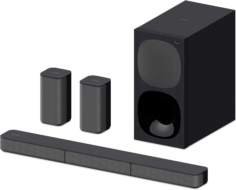 sony wireless rear speakers for soundbar