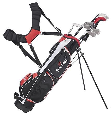 Spalding Regular, Fairway, XS900 5.7.9.sw, de pour - Juego completo de palos de golf (bate, para diestros, grafito, varilla de acero, iniciación), ...