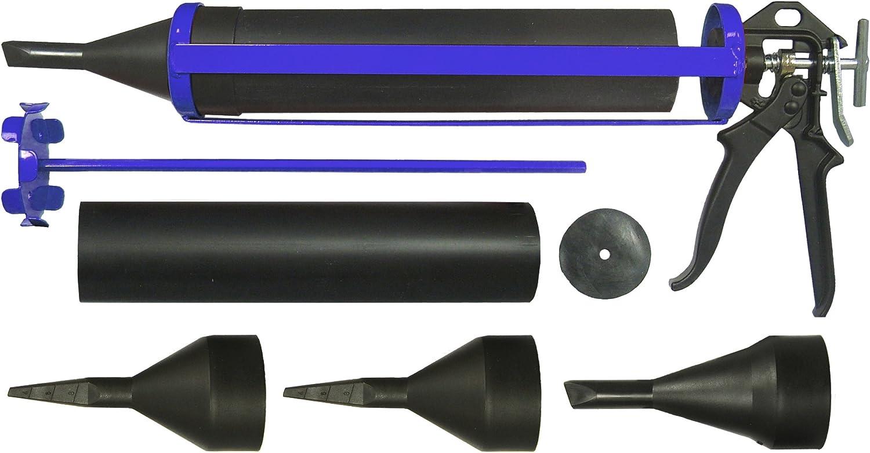 Faithfull Faipointing - Kit de pistola para cemento y argamasa