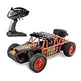 GizmoVine Macchina Telecomandata 1/10 Auto RC Car 15MPH Alta Velocità 2.4GHZ Racing Buggy Rosso Veloce Super Controllo RTR Gallop