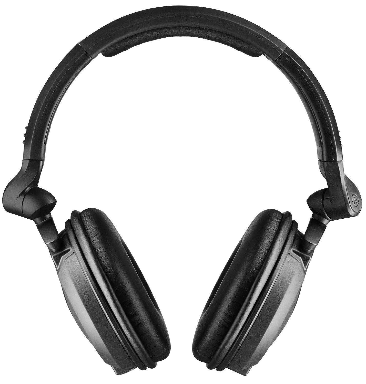 Stereo Mono Switch Black AKG K181DJUE DJ Headphones Over Ear