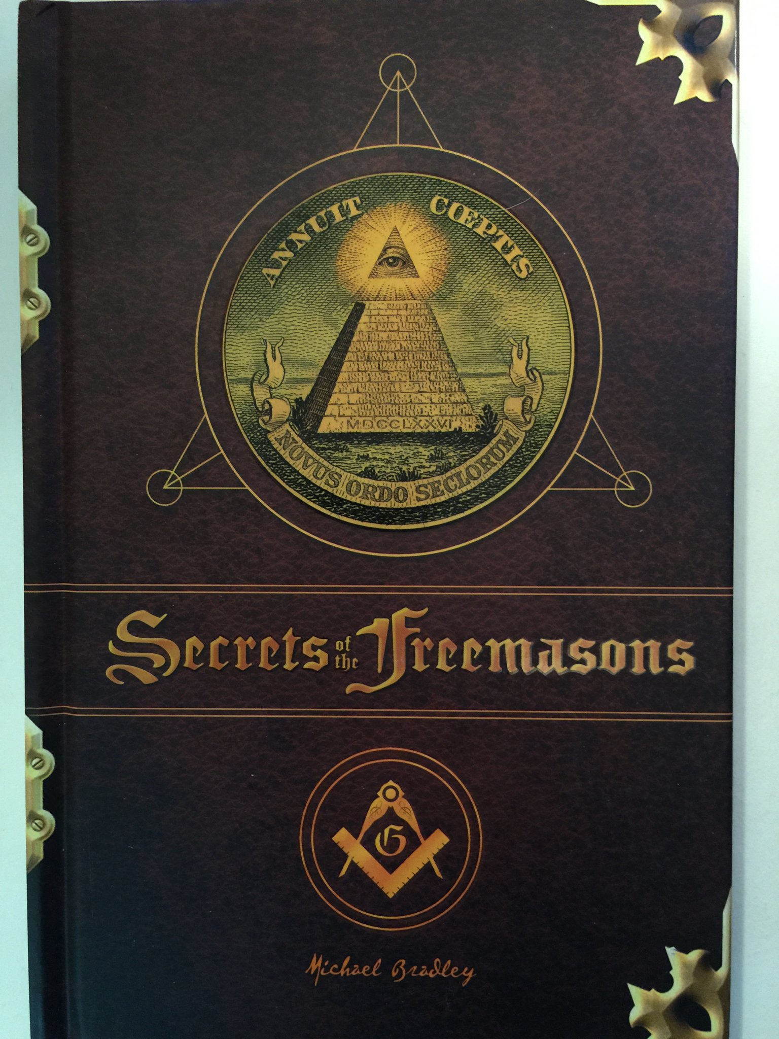The Secrets of the Freemasons, Morgan, Pat