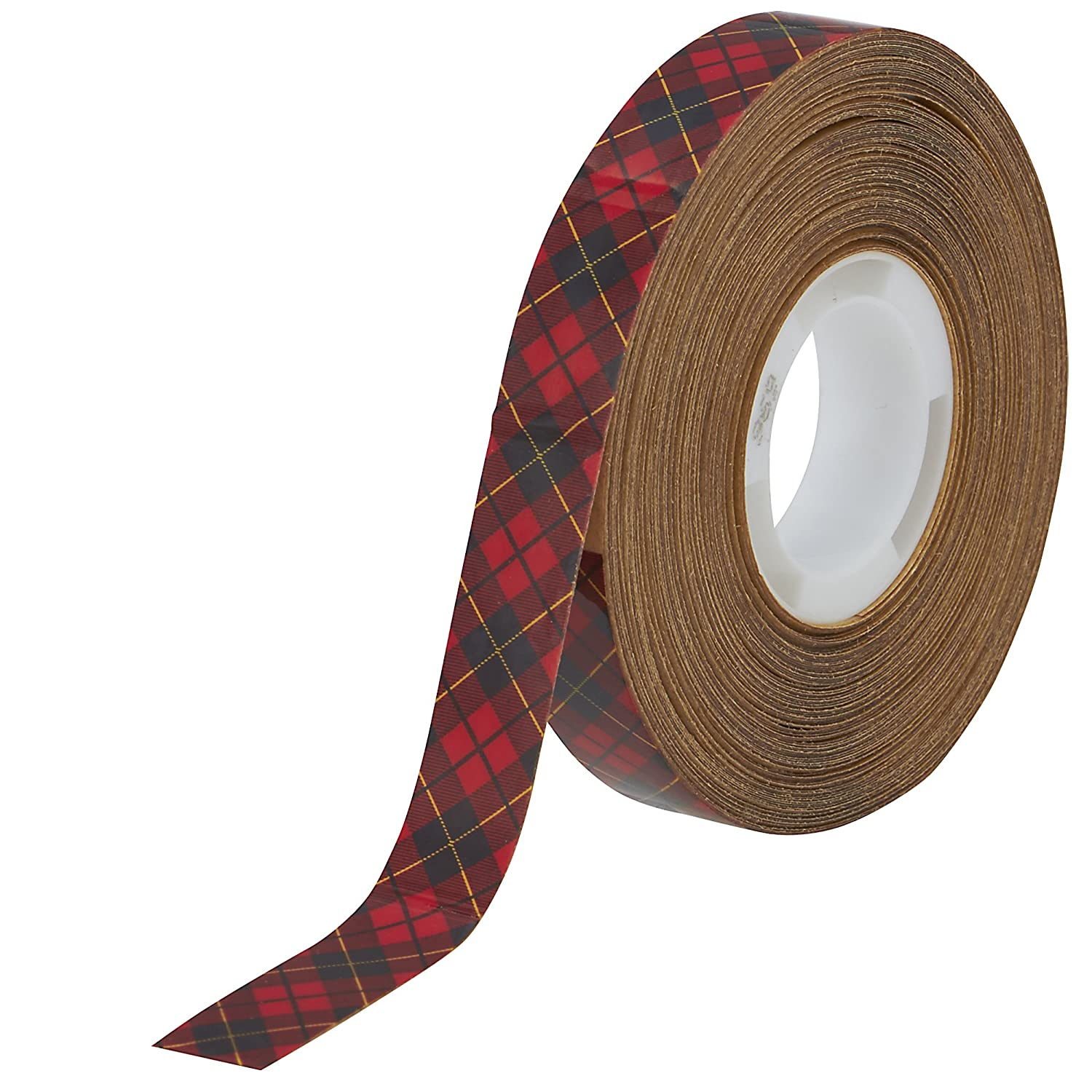 Scotch ATG Adhesive Transfer Tape 969 Clear, 0.25 in x 18 yd 5.0 mil (Case of 72) 3M