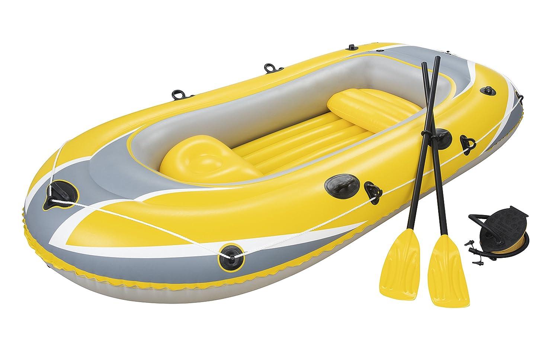 Mercancía de alta calidad y servicio conveniente y honesto. Bestway Hydro Force Raft- Balsa Balsa Balsa hinchable para rafting, color amarillo, talla 229 x 122 cm  precios bajos todos los dias