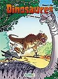 Les dinosaures en BD T03