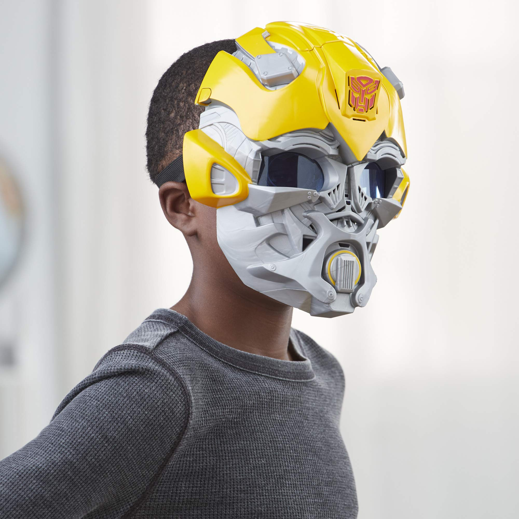 Transformers: Bumblebee -- Bumblebee Voice Changer Mask by Transformers (Image #9)