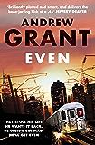 EVEN (David Trevellyan Thriller Book 1)