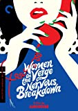 Women on the Verge of a Nervous Breakdown (The Criterion Collection)
