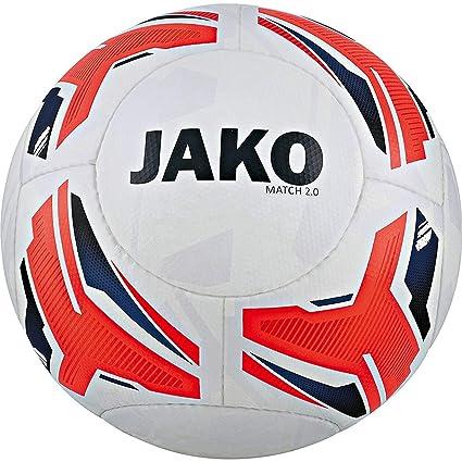 Jako Match 2.0 - Balón de Entrenamiento Unisex: Amazon.es ...