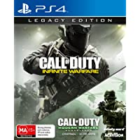 Call of Duty : Infinite Warfare – Legacy Edition (PS4) (with free DLC – COD : Modern Warfare Remastered)