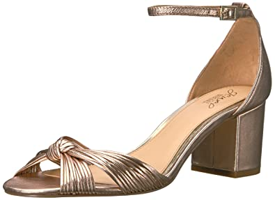 12ef48634b Amazon.com: Badgley Mischka Jewel Women's Lacey Heeled Sandal: Shoes