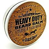 Honest Amish Heavy Duty Beard Balm -New Large 4 Oz Twist Tin