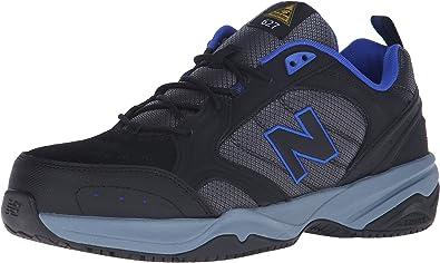 Steel Toe 627 Suede Industrial Shoe