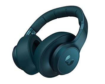 Fresh n Rebel Clam - Auriculares inalámbricos Bluetooth, Color Azul (Petrol Blue)