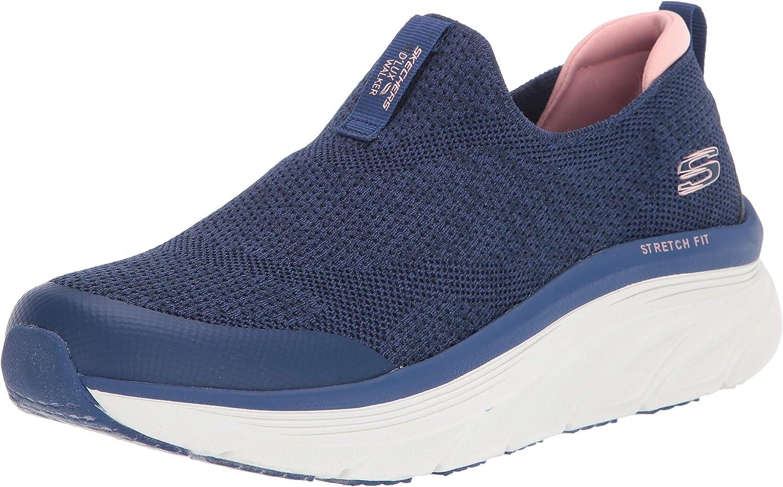 Skechers Women's D'lux Walker-Quick Upgrade Sneaker