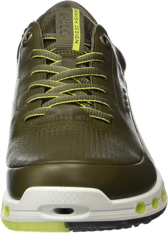 ECCO Cool 2.0, Sneakers Basses Homme Marron Tarmac 1543