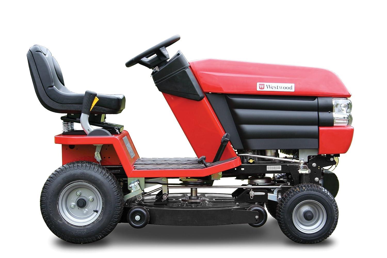 Westwood S150H Mini cortacésped de Tractor de jardín - Free 76 cm ...