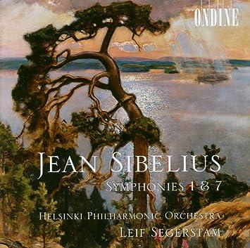 シベリウス:交響曲第1番, 第7番