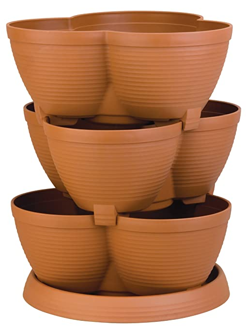 Akro Mils RZJMEDI Medium Stack A Pot, 30 Quart