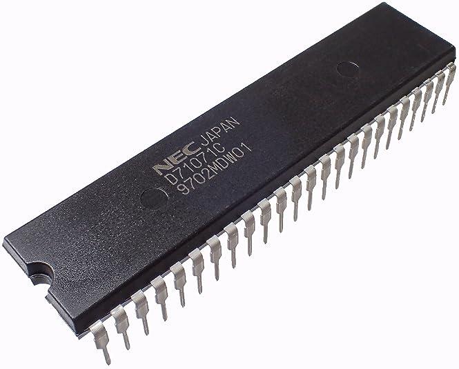NEC DMA Controller 48 Pin DIP UPD71071C