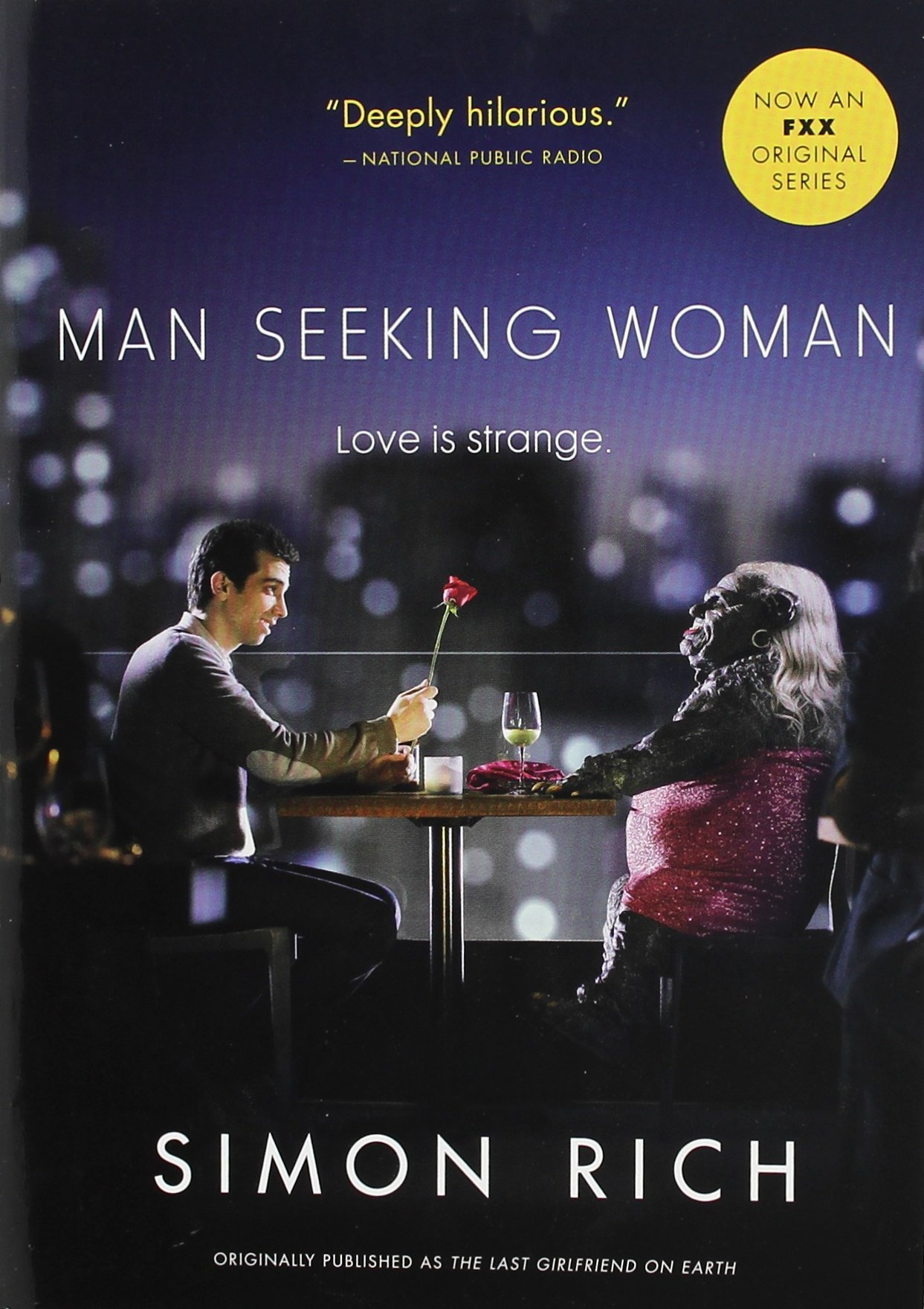seeking rich man