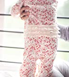 Burt's Bees Baby Baby Girl's Romper