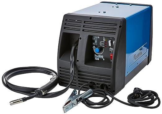 Cevik CE-DUEMIG130 - Equipo de Soldadura 100 A. MIG-MAG. Para hilo animado(0,8-0,9 mm),acero (0,6-0,8 mm),acero inox.(0,8 mm.