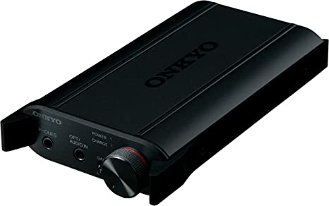 ONKYO DAC-HA200 Hogar Alámbrico Negro - Amplificador de Audio (14,5 W, 10%, 10-100000 Hz, 64 mm, 112 mm, 21,7 mm): Amazon.es: Electrónica