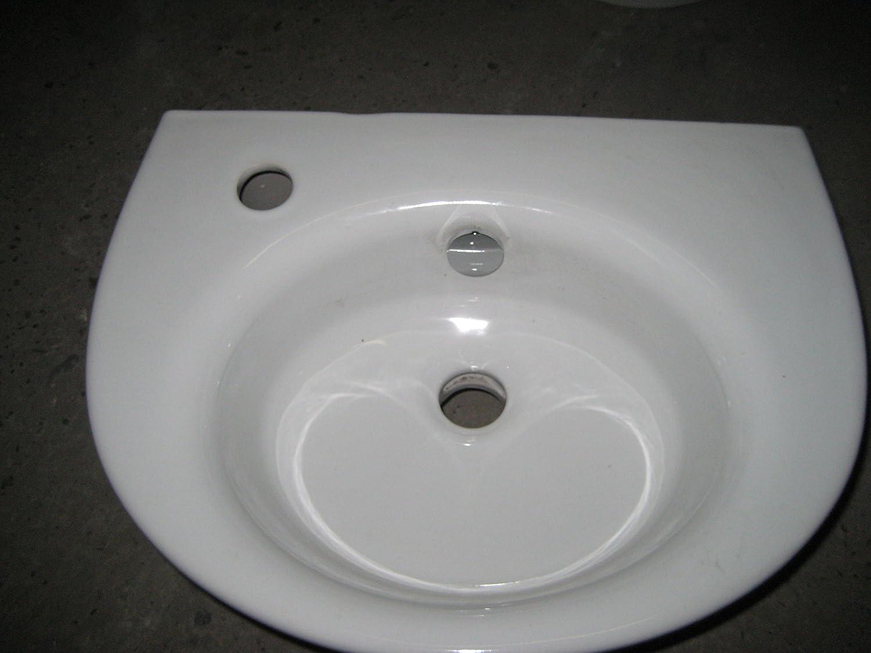 USA Designer Handwaschbecken 46x34,5 cm Serie Ove