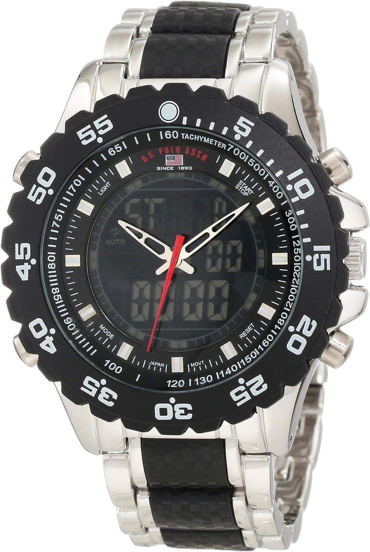 U.S. Polo US8161 - Reloj para Hombres: Amazon.es: Relojes