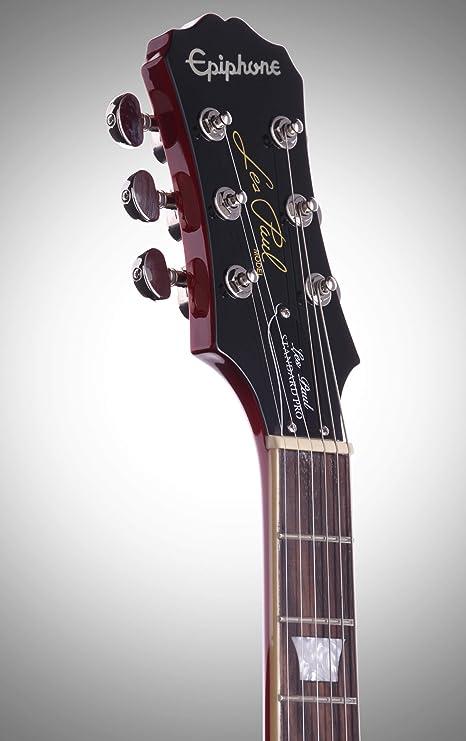 Epiphone Les Paul Standard Plustop PRO - Guitarra eléctrica, color ...