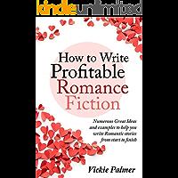 How To Write Profitable Romance Fiction