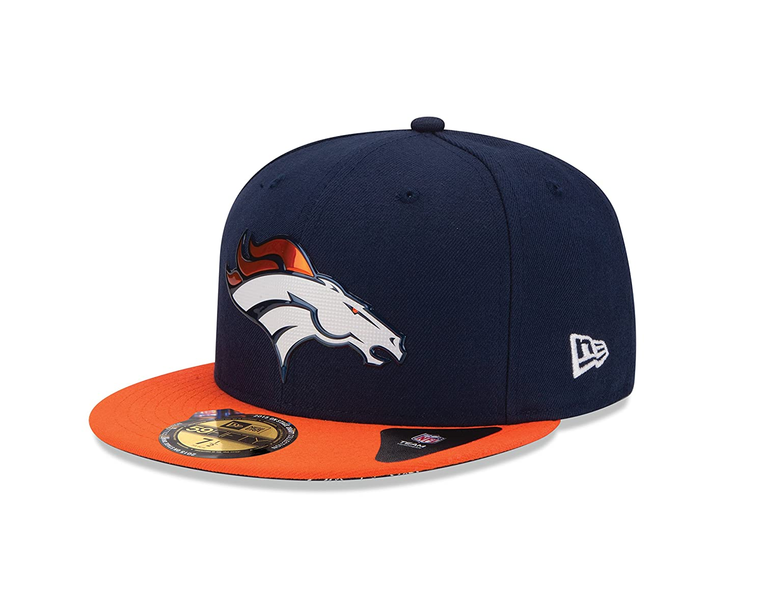 06c4068550c861 Amazon.com : New Era 2015 NFL Draft On Stage 59Fifty Fitted Cap : Clothing
