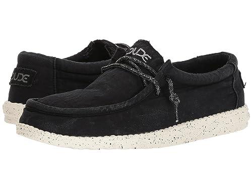 Shoes Borse Dude Wally NeroAmazon E Maschile itScarpe Lavato 29HYWIED