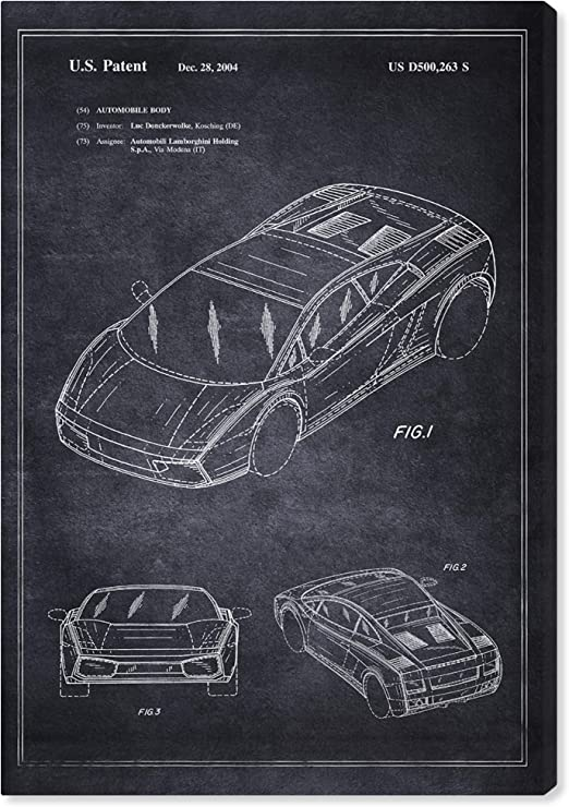 "Mercedes Benz Sports car poster wall art home decor photo print 24x24/"" inches"