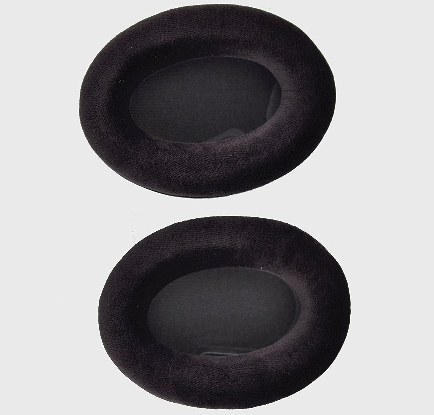 Genuine Replacement Ear Pads Cushions for SENNHEISER HD598 SE Black Special Edition Over-Ear Headphones - Black 4330153736