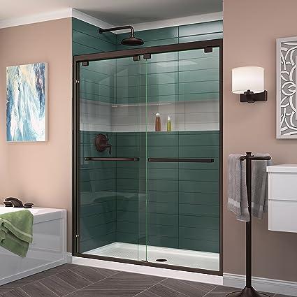 dreamline showers solo shower enclosure sliding door