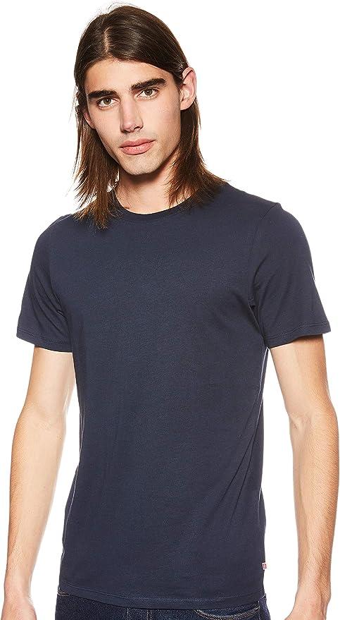 Jack & Jones Jjeplain tee SS O-Neck Noos Camiseta para Hombre