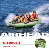 Airhead G-Force 4 | 1-4 Rider Towable Tube for