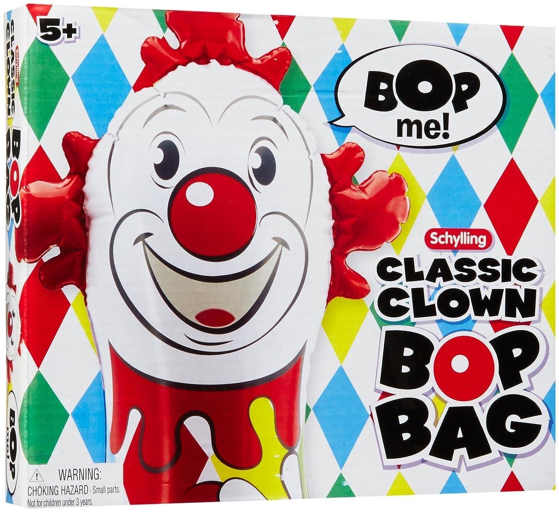 Schylling Clown Bop Bag by Schylling